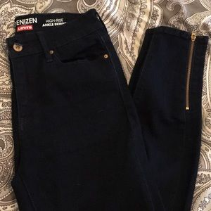 Levi's Skinny Ankle Jeans